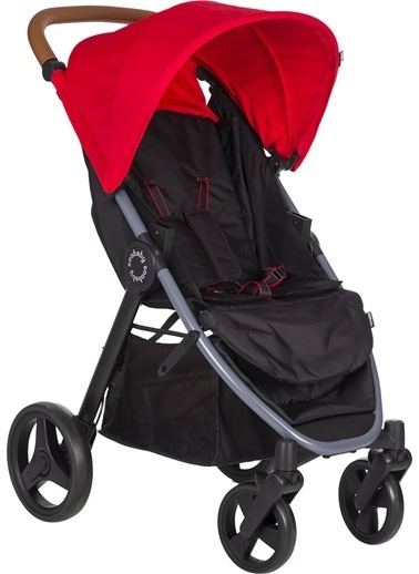 Soo Baby Explora Bebek Arabası - Rosso-Soo Baby